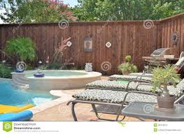backyard grill stock image image of lounge beautiful 26418215