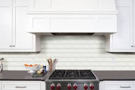 White Subway Tile Kitchen by White Subway Tile Beveled 3x6 Subway Tile White Tile Collection