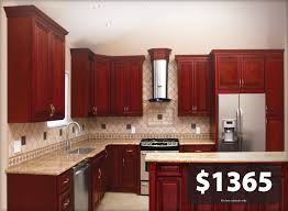 Rta Solid Wood Kitchen Cabinets by All Solid Wood Kitchen Cabinets Cherryville 10x10 Rta Kitchen