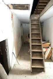 attic stairs installed u2013 us1 me