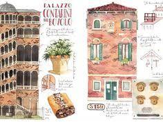 vernazza italy cinque terre travel sketchbook by brenda