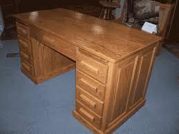 Flat Top Desk Woodloft Org Custom Amish Made Furniture Flat U0026 Rolltop Desks