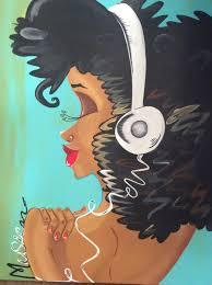 black people wall art