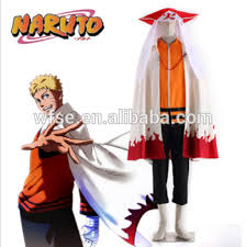 Naruto Halloween Costumes Adults Japanese Anime Naruto Seventh Hokage Uzumaki Naruto