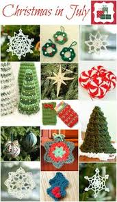 free christmas crochet patterns all the best ideas mini