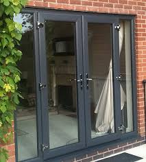 Rehau Patio Doors Make A Statement With The New Anthracite Grey