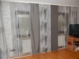 Wohnzimmer Deko Schweiz Moderne Weiß Graue Schiebegardine Fürs Wohnzimmer Mit