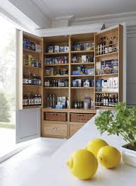 How To Design A Kitchen Pantry by Pantry Cupboards Kitchen Larder Cupboard Tom Howley