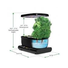 Indoor Herb Garden Light Indoor Herb Garden Kit Led Grow Light System Seed Pod Planter