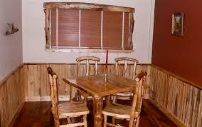 pine dining room furniture kitchen pine dining room furniture beetle kill table aspen log