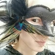 peacock masquerade masks 100 hot topic accessories peacock feather glitter