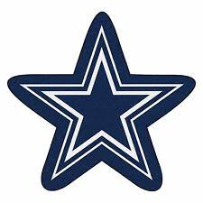 Dallas Cowboys Area Rug Fanmats Dallas Cowboys Mascot Mat Area Rug Ebay