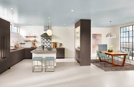 how to choose color of kitchen floor choosing a palette for an open floor plan colorfully behr