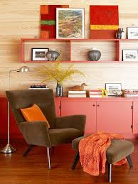 retro livingroom 111 bright and colorful living room design ideas digsdigs