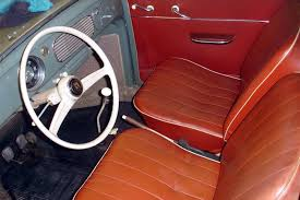 Vw Beetle Classic Interior Reviving A 1957 Vw Beetle Barn Find