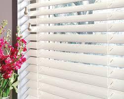 White Wooden Bedroom Blinds Hunter Douglas Parkland Wood Blind By Danmer California