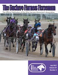 july 2017 by ohio harness horsemen u0027s association issuu