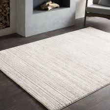Modern Grey Rug Williston Forge Distressed Modern Sleek Gray Area Rug