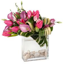 modern flower arrangements big apple florist