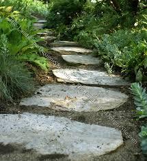 Walkway Ideas For Backyard Garden Walkway Pictures