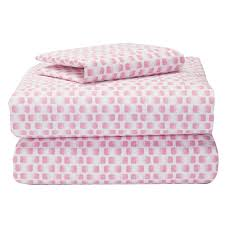 Twin Sheet Set Deep Pink Ombre 300 Thread Count Twin Xl 3 Piece Sheet Set Dorm