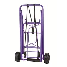 Plant Dolly Home Depot by Travel Smart Cts Folding Purple Luggage Cart Ts36pur The Home Depot
