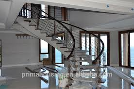 Stainless Steel Stairs Design Steel Grill For Staircase L Shaped Steel Wood Staircase Design Pr