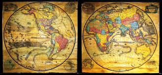 Earth Maps Centuries Old Maps Indicate Hollow Earth U0026 Other Mysteries Youtube