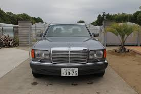 mercedes benz 560sel auction grade 4 b with black leatherauto