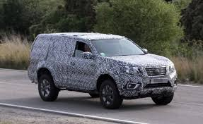nissan frontier off road is nissan planning a navara frontier suv yes it is motorchase