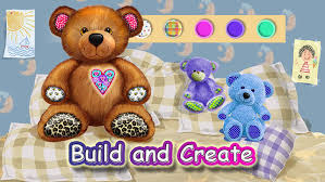 build a teddy build a teddy sing along songs lullabies create design