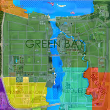 Green Bay Map Green Bay Minecraft Green Bay Wikia Fandom Powered By Wikia