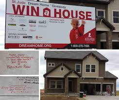 Dream Home Builder Denver St Jude Dream Home Giveaway Front Door