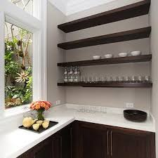 l shaped butlers pantry design ideas