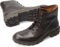 s rugged boots s born lace up comfortable rugged boot otis barrel brown