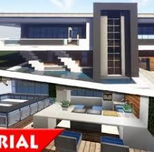 Best 20 Minecraft Small Modern by Home Design Minecraft Modern House Interior Design Tutorial How