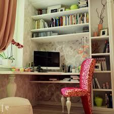 luxury desk in living room apartment for your apartment design