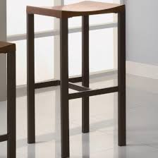 Backless Counter Stool Leather Modern Counter Height Bar Stools Cabinet Hardware Room Best