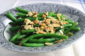 green beans amandine recipes