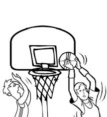 print u0026 download interesting basketball coloring pages