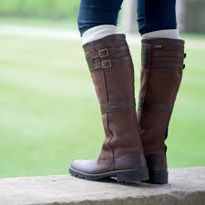 womens dubarry boots sale dubarry longford knee high leather boot smart riders