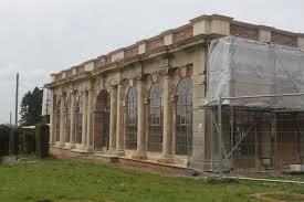 tyntesfield orangery manor house pinterest