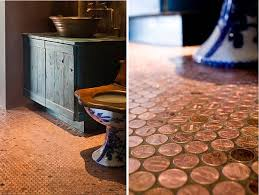 copper flooring made easy
