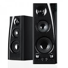 wireless bluetooth home theater speakers gogroove bluesync slk 2 0 channel dual wireless bluetooth stereo