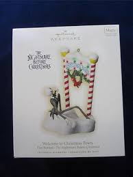 nightmare before ornaments i want collection on ebay
