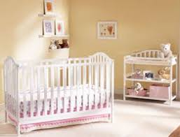Crib And Changing Table Cooper 4 In 1 Convertible Fixed Side Crib And Changing Table