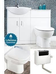 Bathroom Vanity Unit With Basin And Toilet Compact Back To Wall Toilet Back To Wall Toilet Cabinet Modern