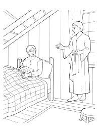 clip art joseph smith coloring page mycoloring free printable