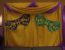 party people event decorating company mulberry high mardi gras