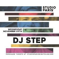 studio paris nightclub